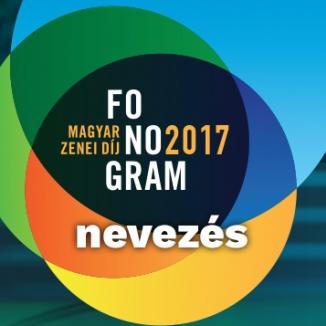 Fonogram - Magyar Zenei Díj 2017: meghosszabbítottuk a nevezési időt!