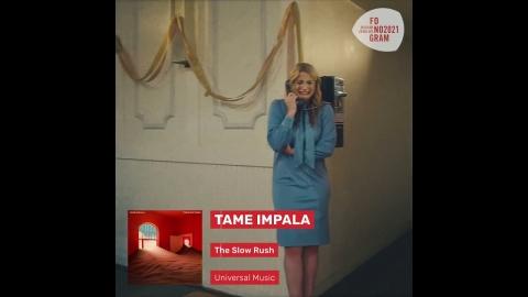 Embedded thumbnail for Fonogram 2021: Tame Impala - külföldi alternatív vagy indie-rock kategória nyertese