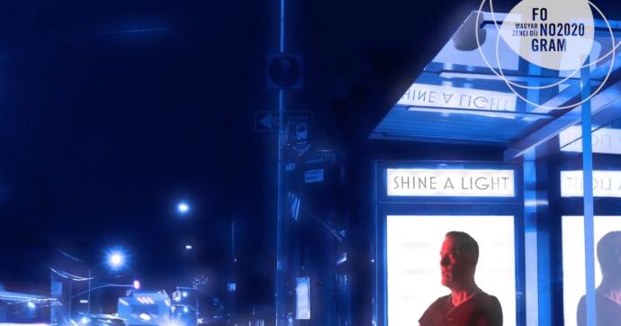 """Bryan Adams """"Shine A Light"""" című lemeze Fonogram-díjat érdemelt!"""