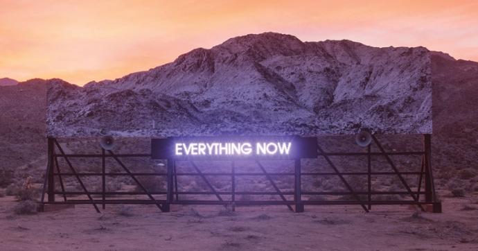 """Az év külföldi alternatív vagy indie-rock hangfelvétele díjat 2018-ban az Arcade Fire vihette haza """"Everything Now"""" című dalával"""