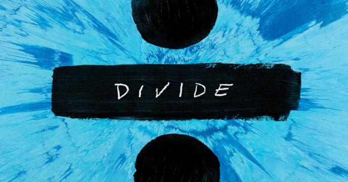 """2018-ban az év külföldi modern pop-rock albuma kategória nyertese Ed Sheeran """"÷"""" (Deluxe) lemeze"""