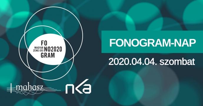 Ma van a Fonogram-nap, a magyar zenei élet ünnepe! Kövesd online!