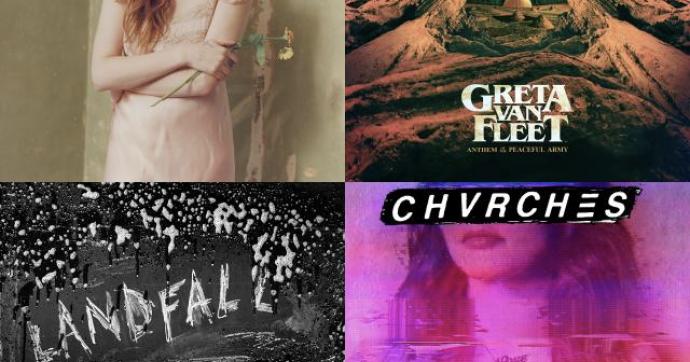 Hallgasd meg egy playlistben az év külföldi alternatív vagy indie-rock kategória jelöltjeit!