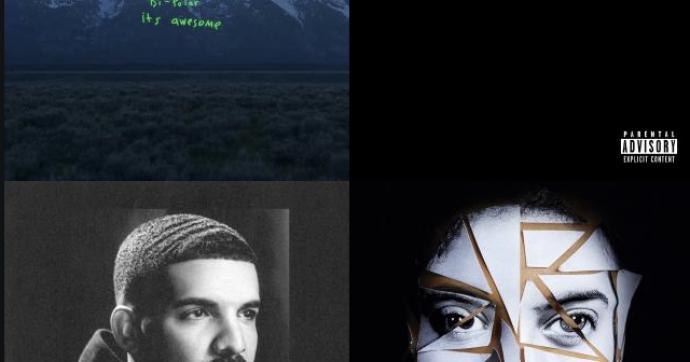Hallgasd meg az év külföldi rap vagy hip-hop albuma vagy hangfelvétele kategória jelöltjeit!
