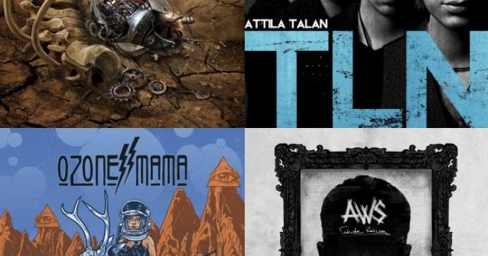 Íme az év hazai hard rock vagy metal kategória jelöltjei egy Spotify-playlistben!