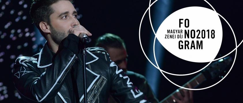 """Nézd meg Király Viktor """"Budapest Girl"""" című dalának előadását a Fonogram-díjátadón!"""