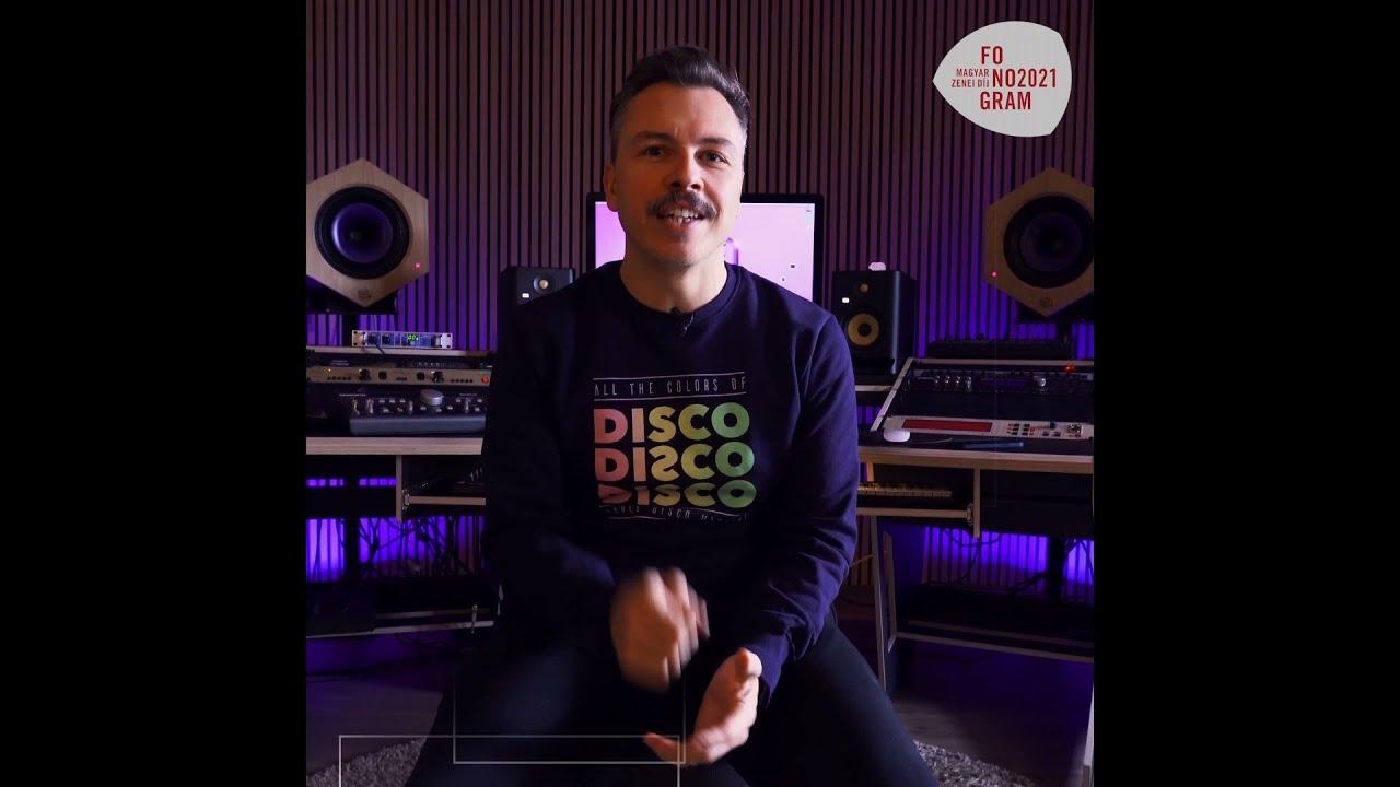 Embedded thumbnail for Fonogram 2021: Purple Disco Machine - külföldi elektronikus zenei kategória nyertese